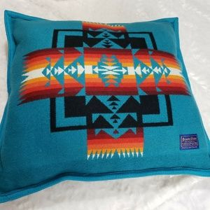 Pendelton Beaver State Chief Joseph Wool Pillow